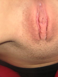 Photos of my round tits and pussy