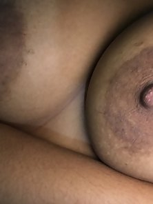 A little of my tits for you