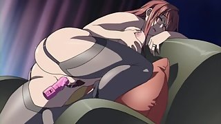 Cartoon lesbians making each other happy with naughty activity